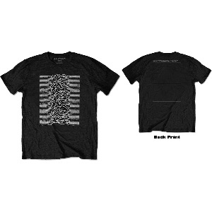 Joy Division/ Unknown Pleasures (+Back Print)(2-3일 내 발송 가능)