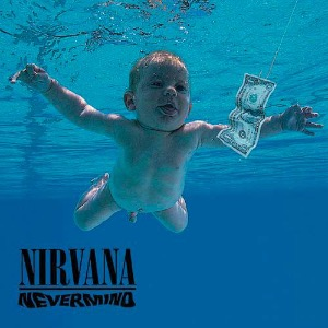 Nirvana/ Nevermind Single Cork Coaster (2-3일 이내 배송 가능)