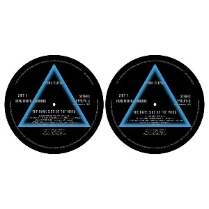 Pink Floyd/ Dark Side Of The Moon/ Turntable Slipmat Set (2-3일 내 배송 가능)