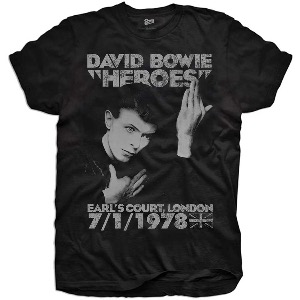 David Bowie/Heroes Earls Court (L 2-3일 내 발송 가능)