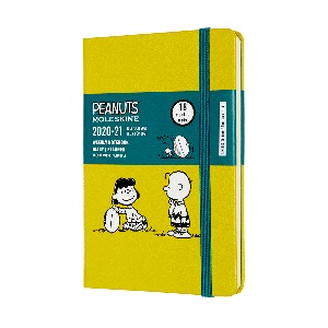 Peanuts / 18-Month Pocket Weekly Notebook Planner (Hard Cover, Limited Edition)(2-3일 내 발송, 한정수량 할인 판매)