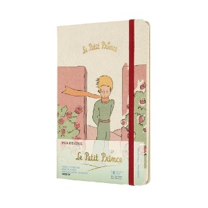 Le Petit Prince / 18-Month Large Weekly Notebook Moleskin Planner (Hard Cover, Limited Edition) (2-3일 내 발송, 한정수량 할인 판매)