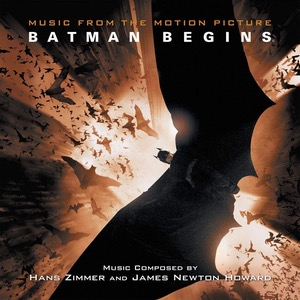 OST (Hans Zimmer and James Newton) / Batman Begins (CD, UK Import)