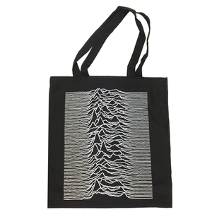 Joy Division / Unknown Pleasures Eco Bag (2-3일내 배송 가능)