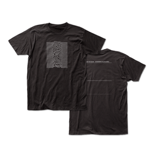 Joy Division/ Unknown Pleasures Small Scale Print(+BackPrint)(2-3일 내 배송 가능)