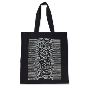 Joy Division / Unknown Pleasures Heavy Canvas Tote Bag (2-3일내 배송 가능)