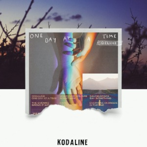 Kodaline / One Day At A Time (Cassette, Deluxe Edition)*12월 4일 배송 예정*