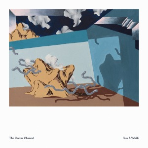 The Cactus Channel / Stay A While (Vinyl)(2-3일 내 발송 가능)