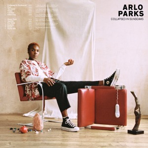 Arlo Parks / Collapsed In Sunbeams (Vinyl, 180g, Deep Red Colored, Limited Edition)